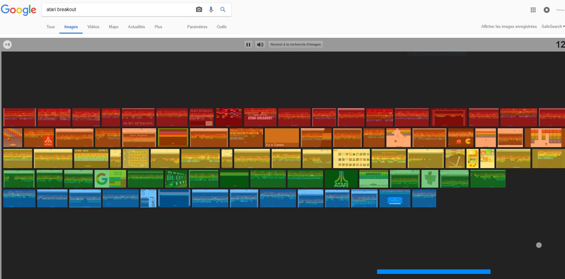 fonctions google