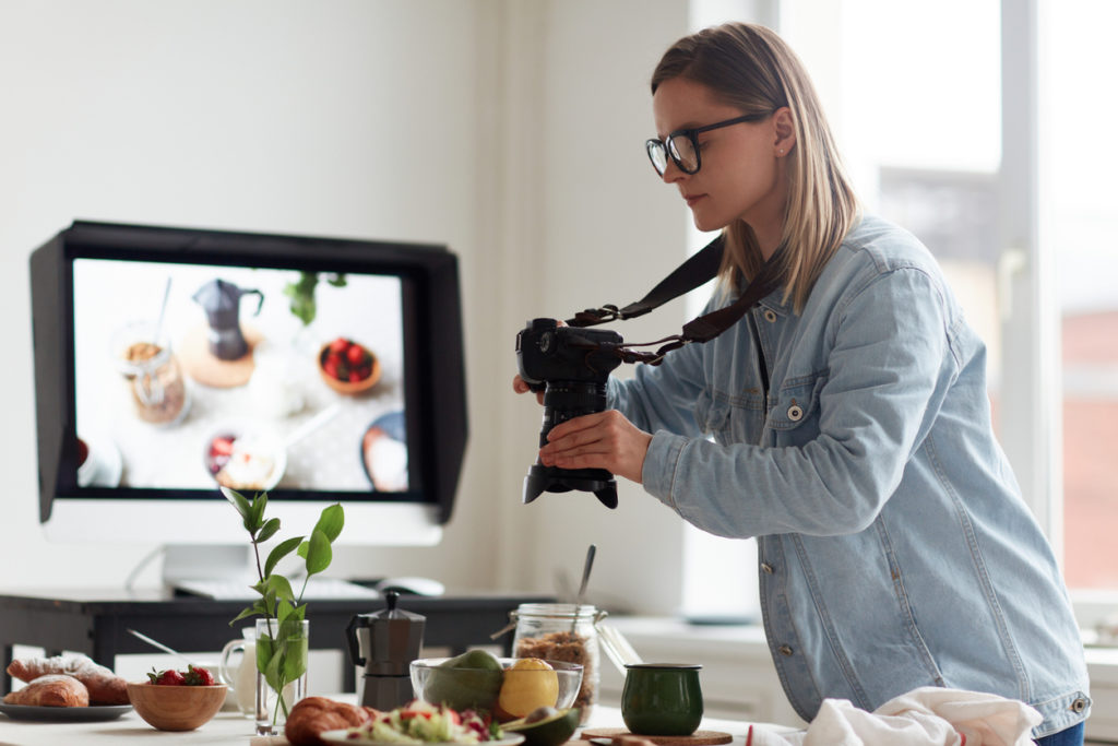 Organizing a photo shoot in 8 easy steps